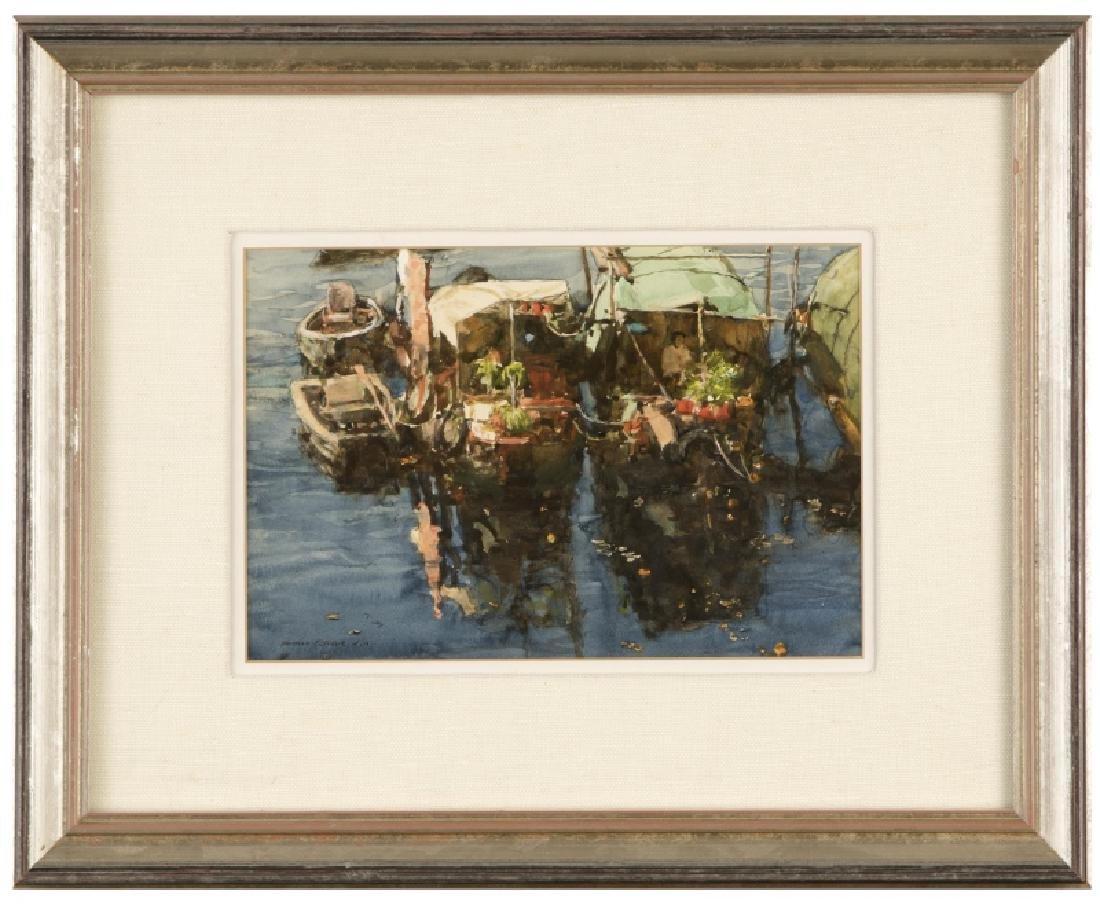 Donald Teague N.A. (1897-1991 Carmel, CA) - 4