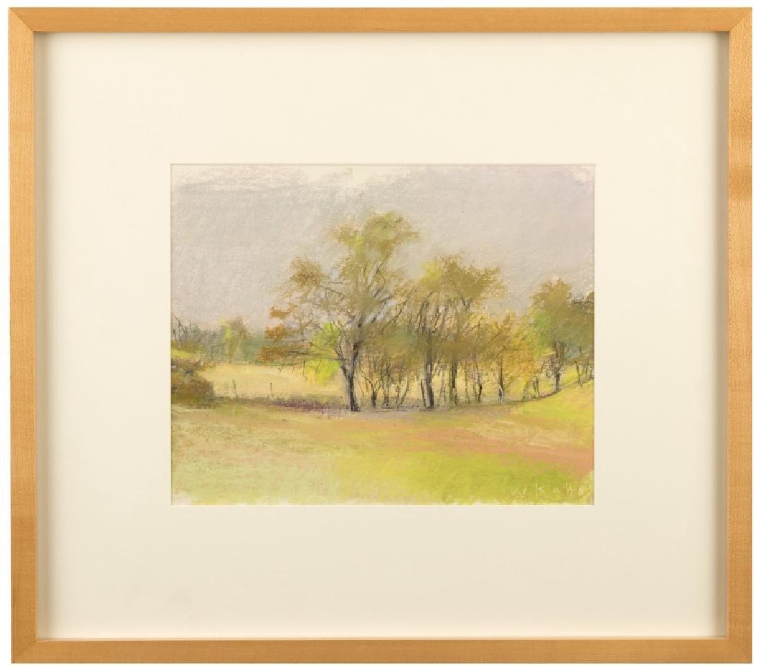 Wolf Kahn (1927-* New York, NY) - 4