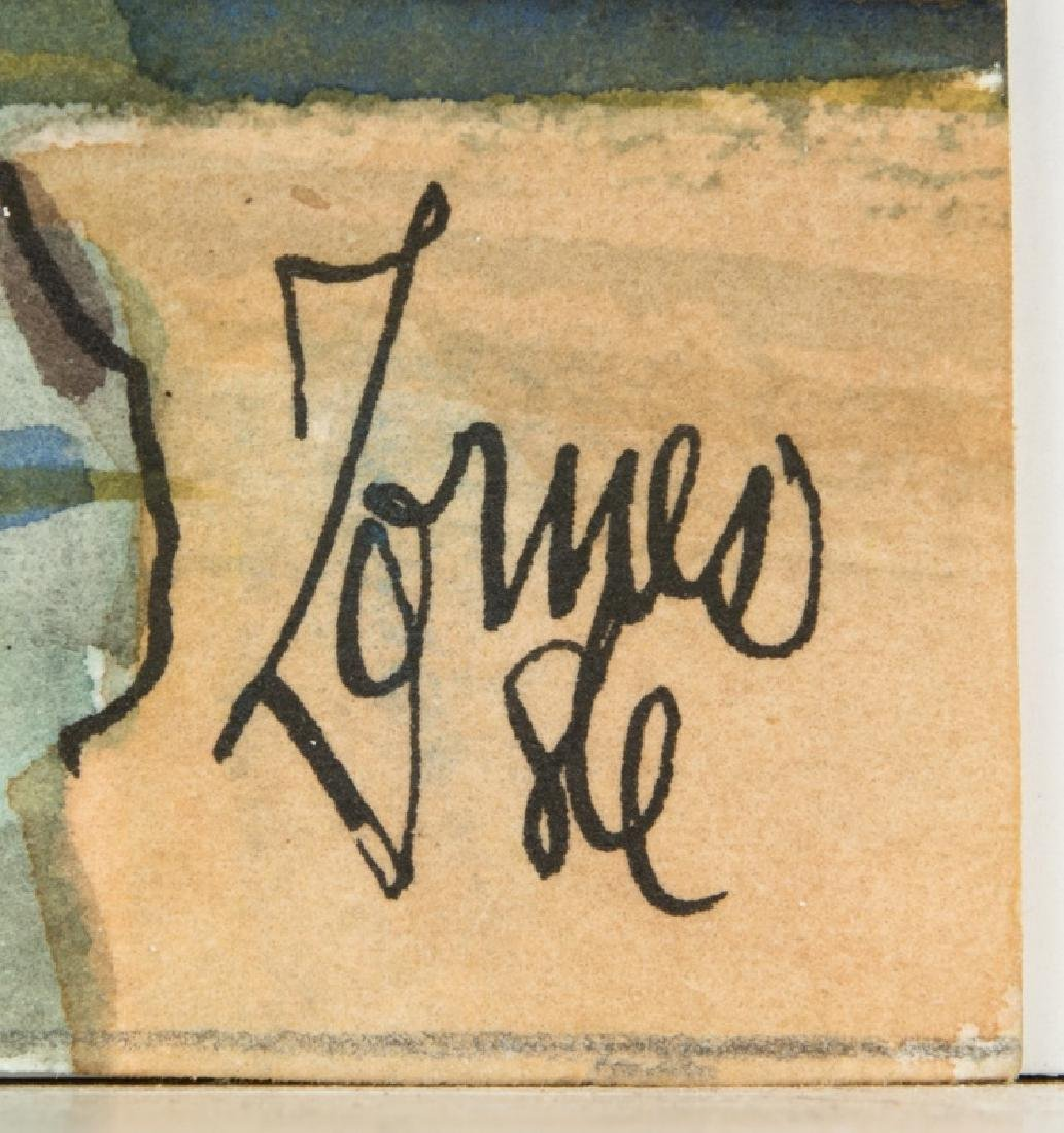 Milford Zornes N.A. (1908-2008 Claremont, CA) - 2