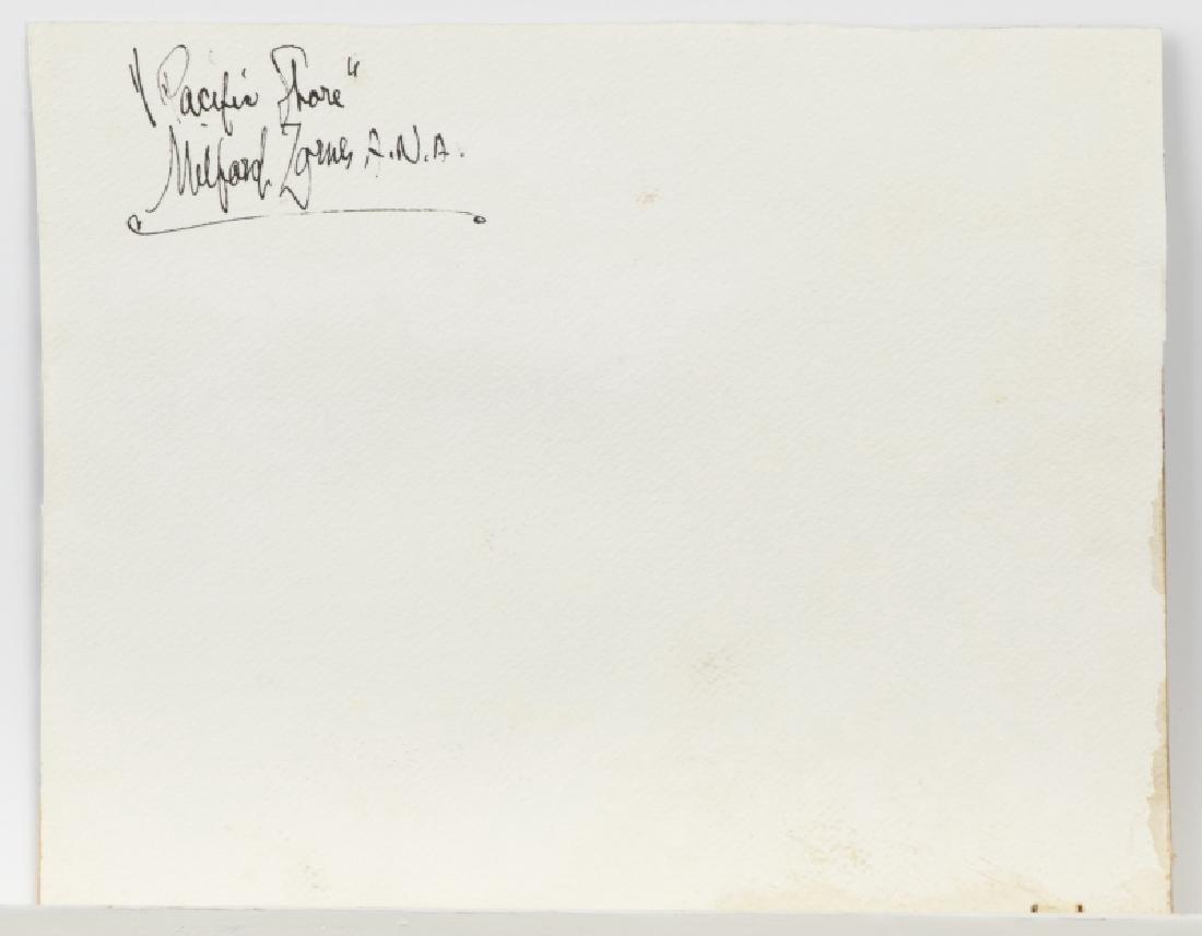 Milford Zornes N.A. (1908-2008 Claremont, CA) - 3