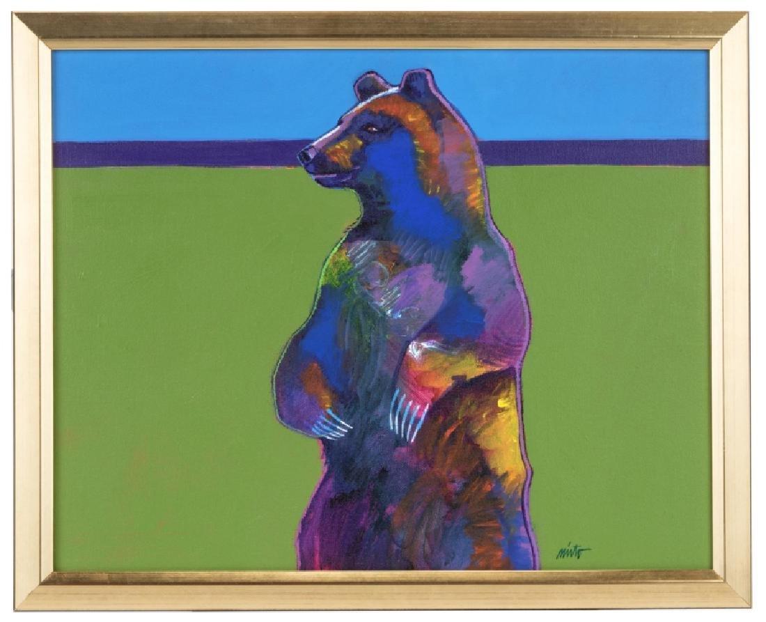 John Nieto (1936-* Santa Fe, NM) - 5