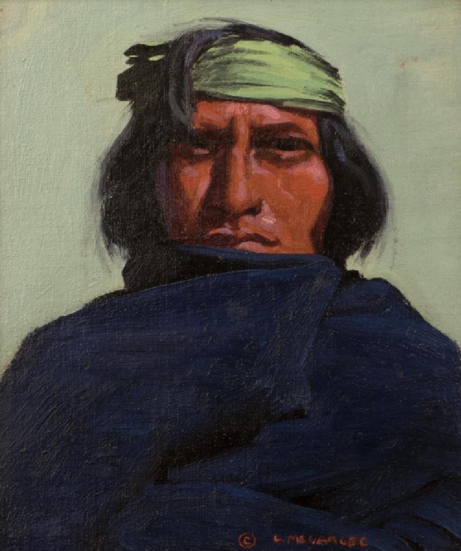 Lon Megargee (1883-1960 Cottonwood, AZ)