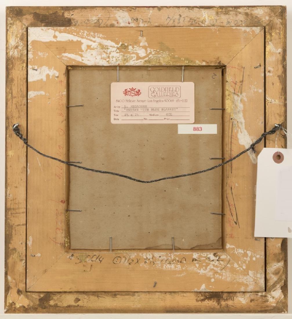 Lon Megargee (1883-1960 Cottonwood, AZ) - 3