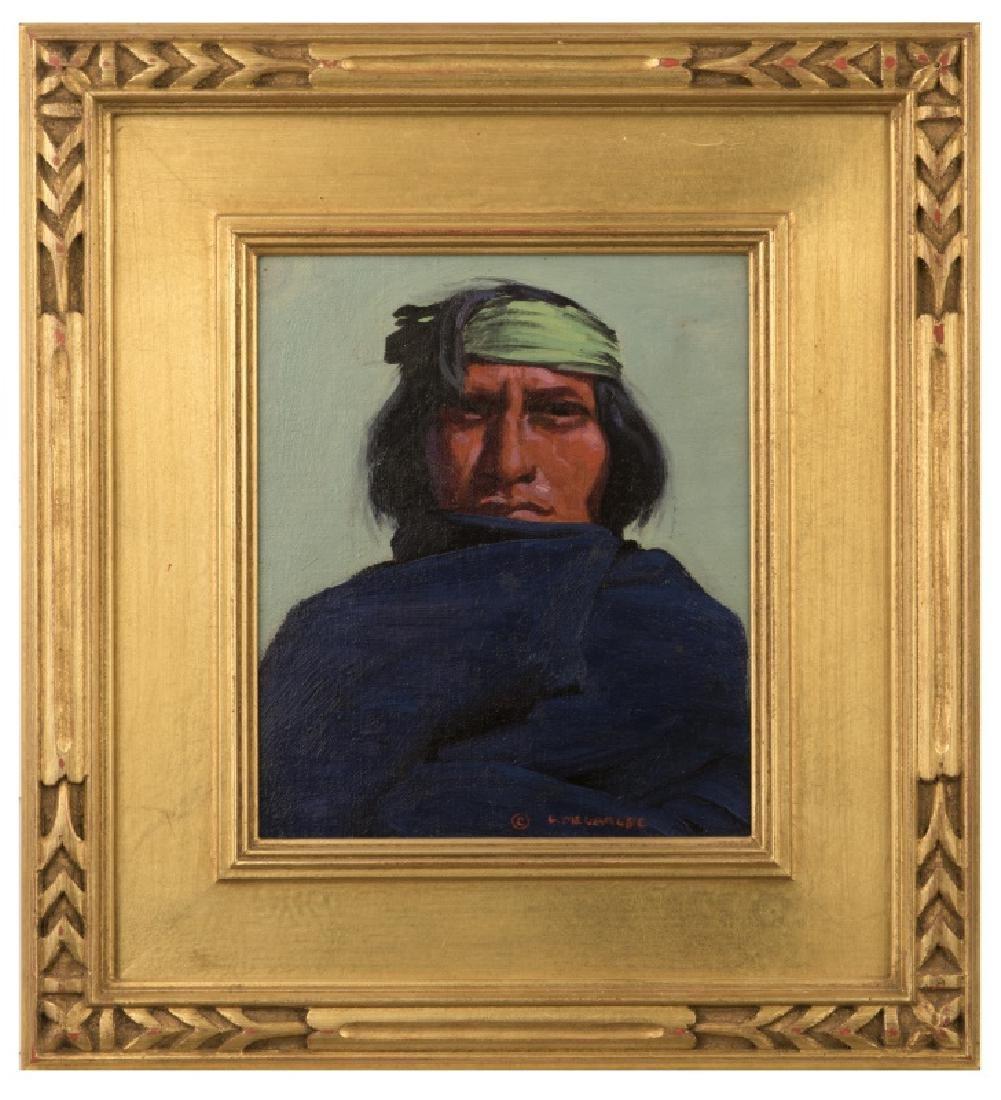 Lon Megargee (1883-1960 Cottonwood, AZ) - 4