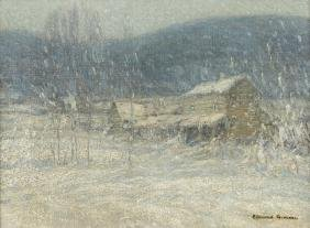 Edmund Greacen N.A. (1876-1949 New York, NY)