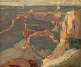 Frederick William Becker (1888-1974 Palm Springs, CA)