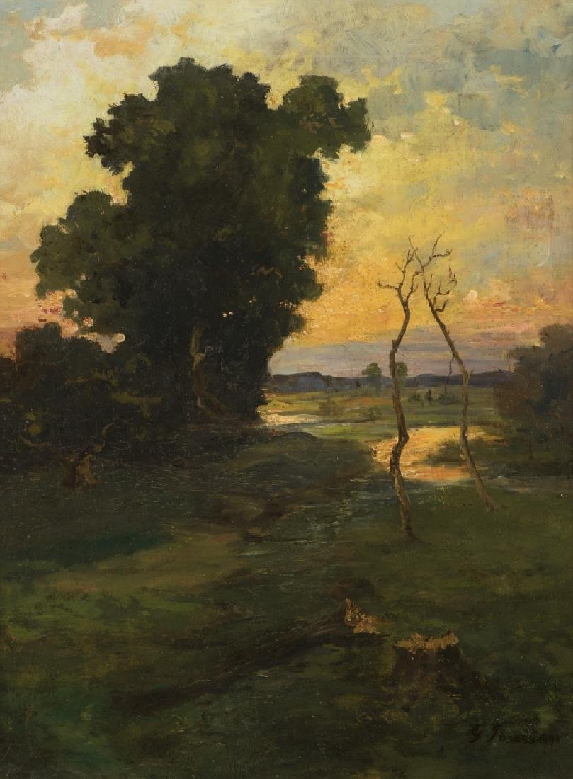 George Inness N.A. (1825-1894 New York, NY)