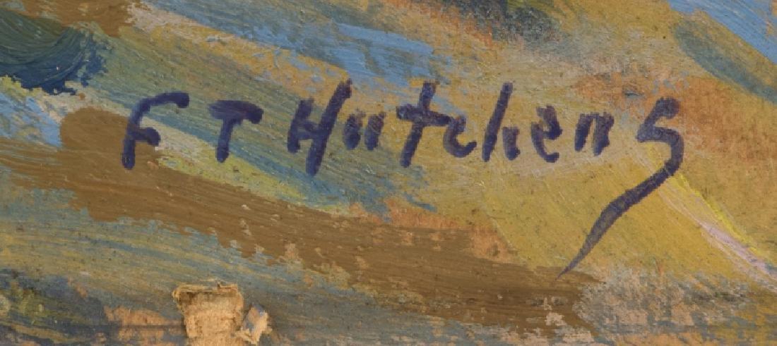 Frank Townsend Hutchens (1869-1937 Silvermine, CT) - 2