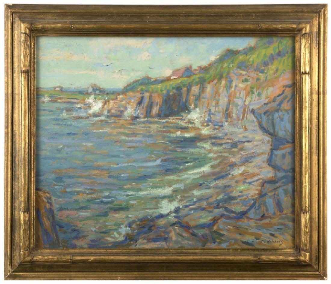 Frank Townsend Hutchens (1869-1937 Silvermine, CT) - 4