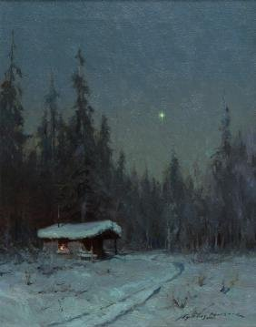 Sydney Laurence (1865-1940 Anchorage, AK)