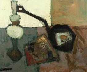 Claude Vernard (1913-1999 French)