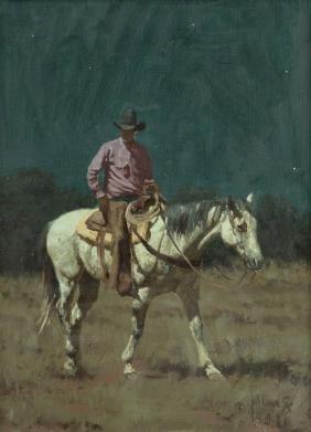 Bill Owen (1942-2013 Kirkland, AZ)