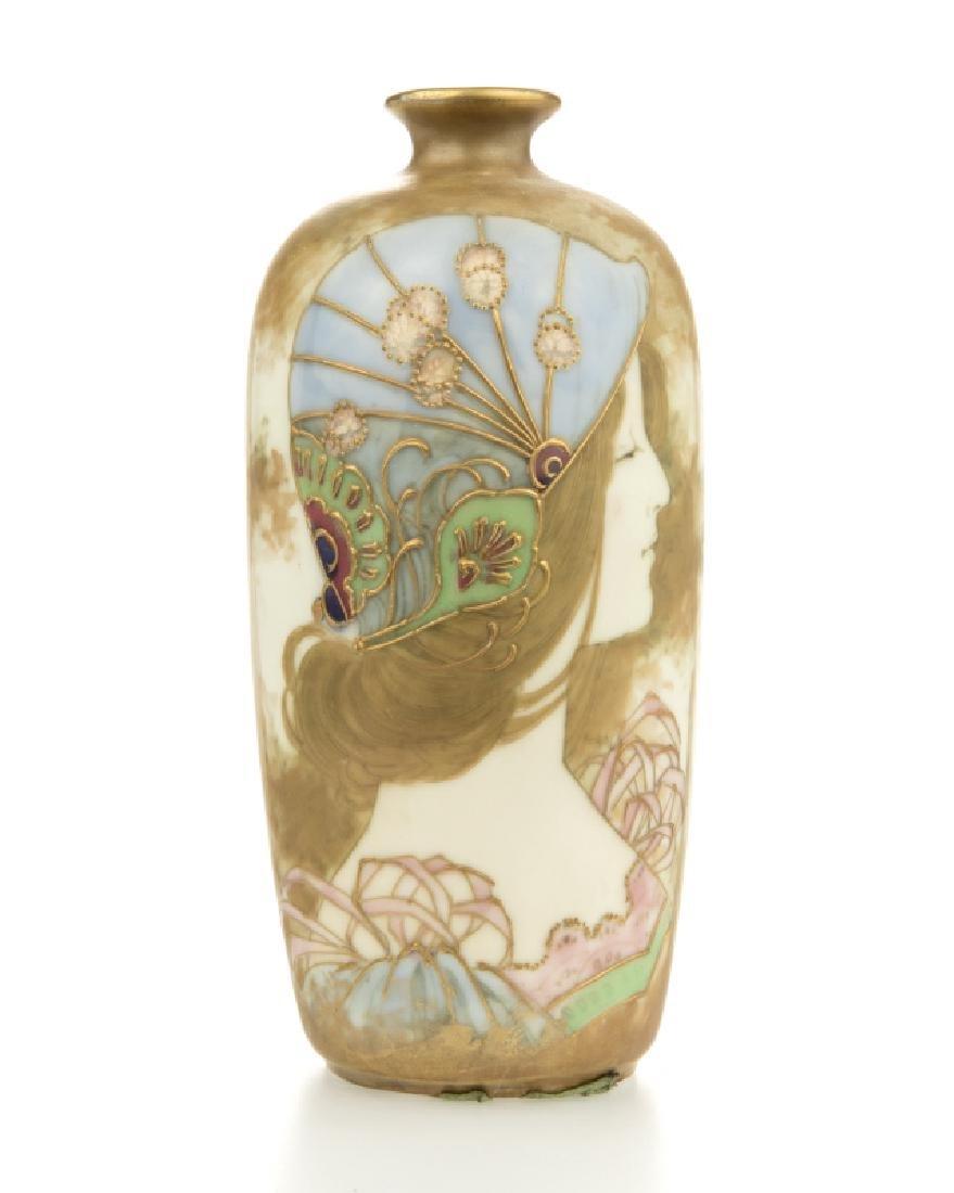 An RStK / Amphora portrait vase