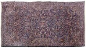 A Persian Kermanshah room-sized carpet
