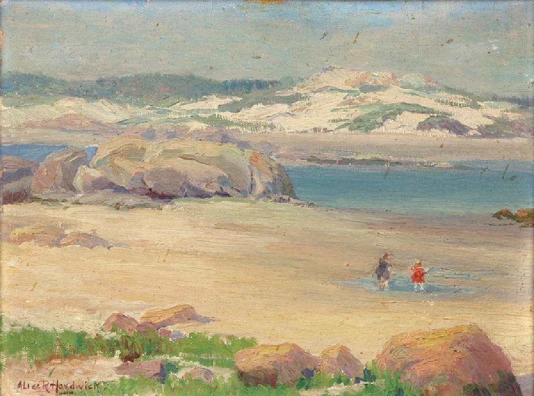 Alice R. Hardwick (1876 - * Boston, MA)