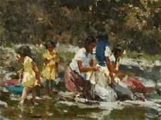 Ramon Kelly, N.A.W.A. (1939 - * Denver, CO)