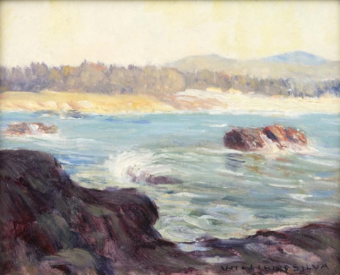 William Posey Silva (1859 - 1948 Carmel, CA)
