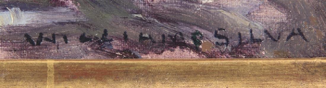 William Posey Silva (1859 - 1948 Carmel, CA) - 2