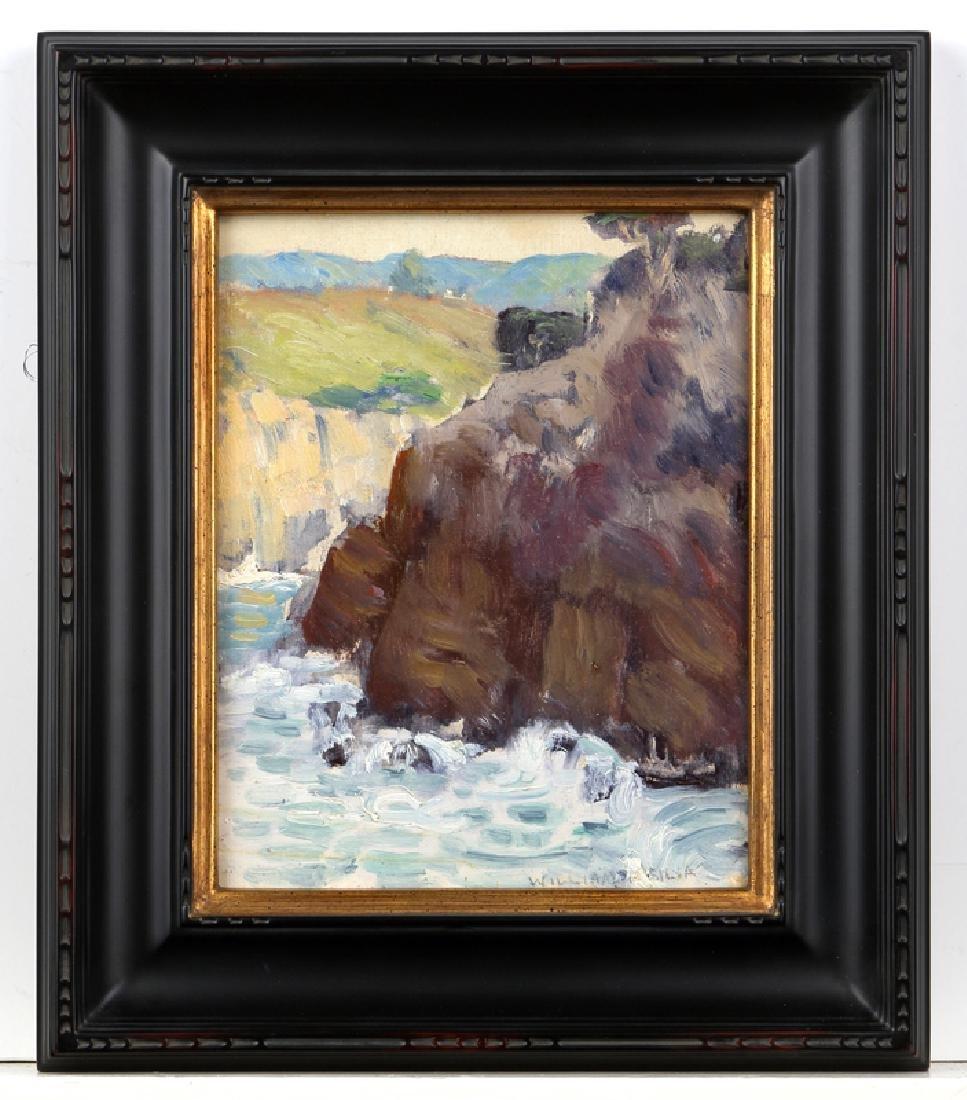 William Posey Silva (1859 - 1948 Carmel, CA) - 4