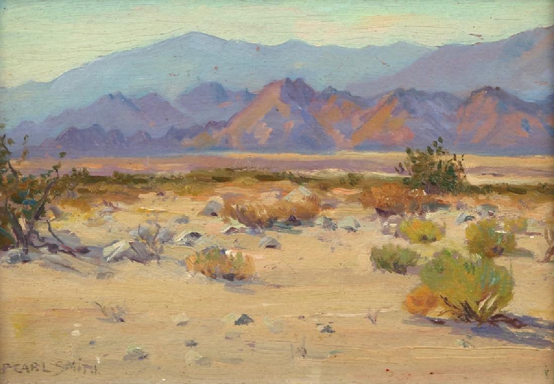 Frank C. Smith (1868 - 1955 Pasadena, CA)