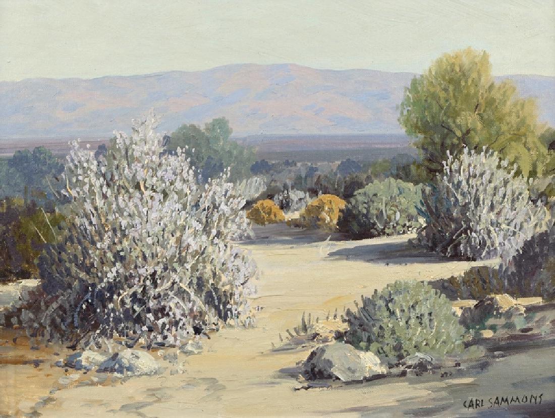 Carl Sammons (1883 - 1968 Oakland, CA)