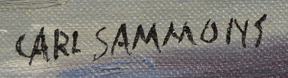 Carl Sammons (1883 - 1968 Oakland, CA) - 2