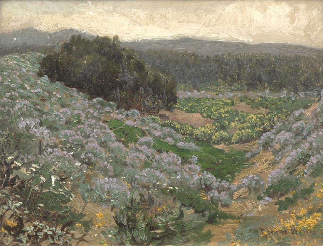 Theodore Wores (1859 - 1939 San Francisco, CA)