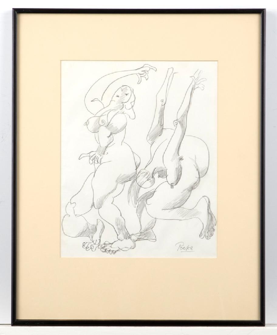 Channing Peake (1910 - 1989 Santa Barbara, CA) - 4