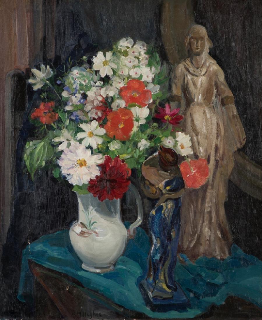 Daisy Marguerite Hughes (1882 - 1968 Los Angeles, CA)