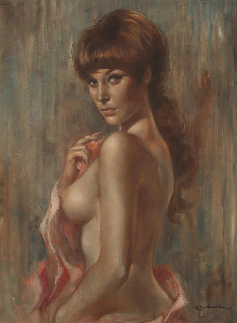 Leo Jansen (1930 - 1980 California)