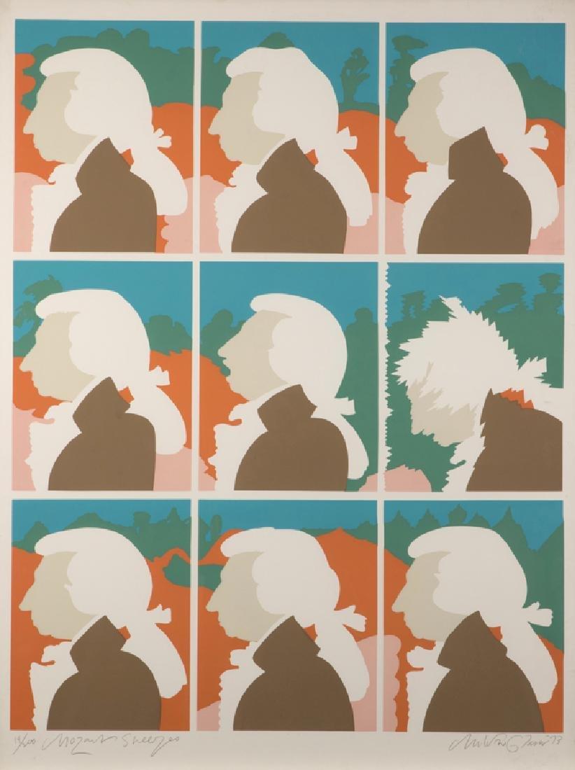 Milton Glaser (1929 - * American)