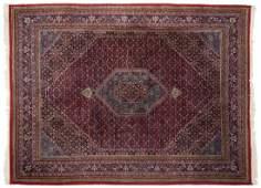 A Bidjar Persian area rug