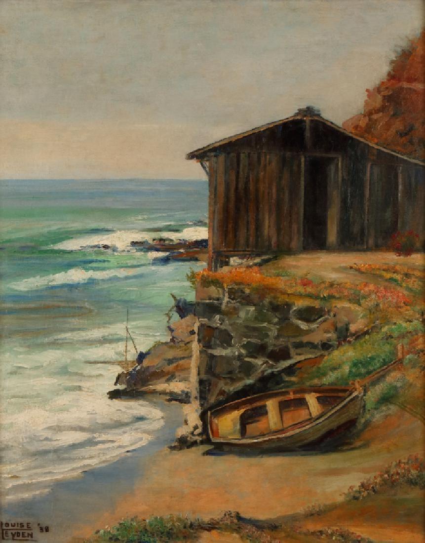 Louise Leyden (1898 - 1978 San Clemente, CA)