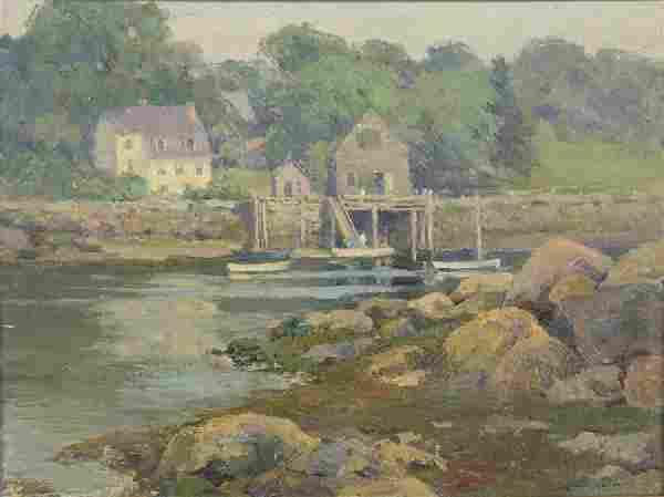 Alice Roney Hardwick (1876 - 1932 Boston, MA)