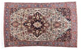 A Persian area rug, Malayer veriety