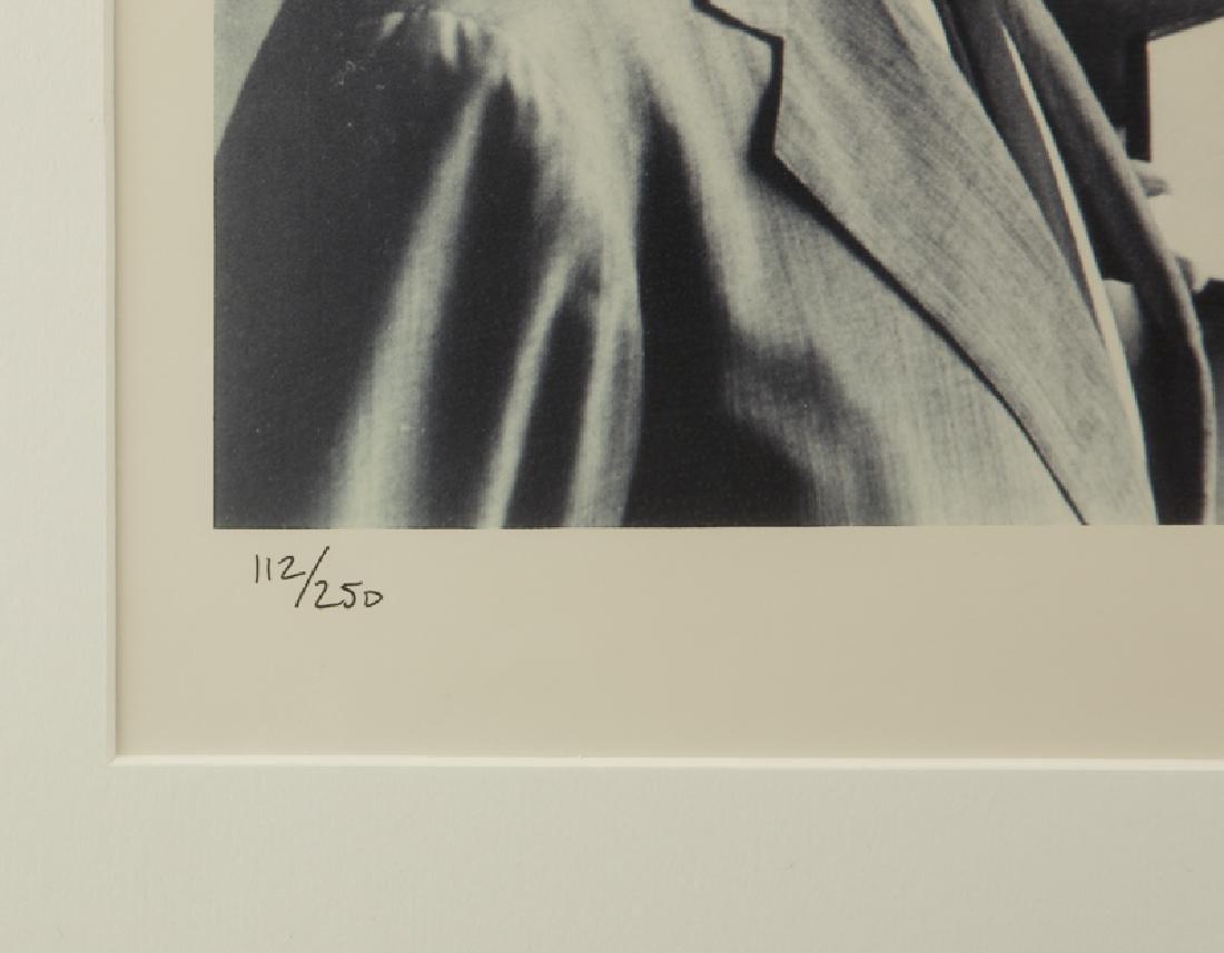 Photograph of William Faulkner and Eudora Welty, Budd - 2