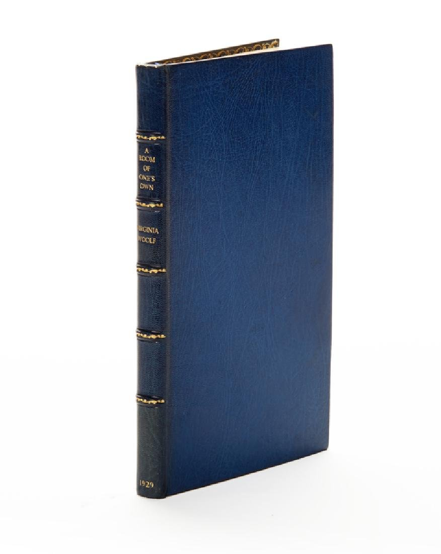 ''A Room of One's Own'' by Virginia Woolf, autographed