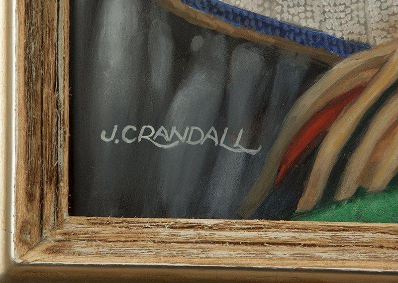 Jerry Crandall (1935 - * Sedona, AZ) - 3