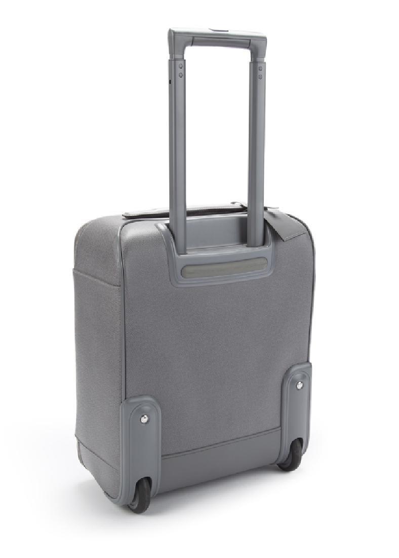 A Louis Vuitton Pegase 45 ''Glacier'' suitcase - 2