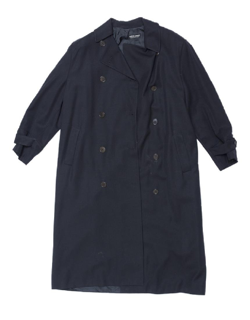 A group of Armani clothing