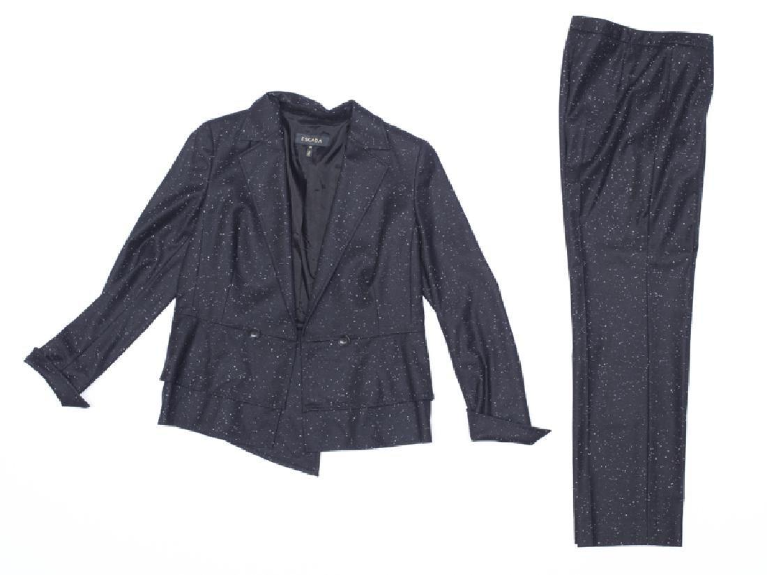 A group of Escada clothing