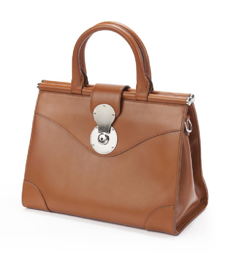 A Ralph Lauren satchel bag