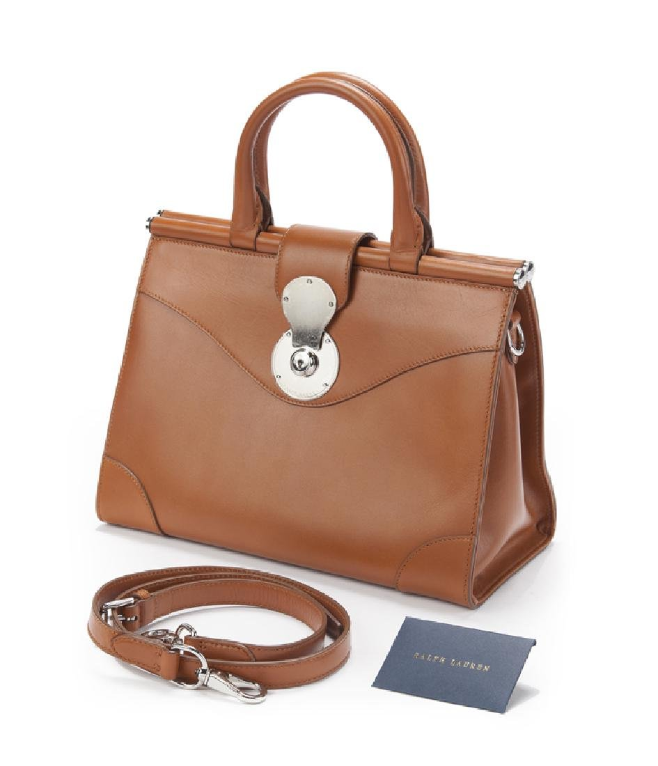 A Ralph Lauren satchel bag - 2