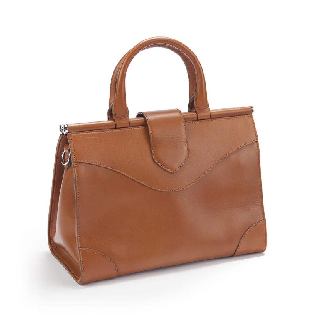 A Ralph Lauren satchel bag - 3