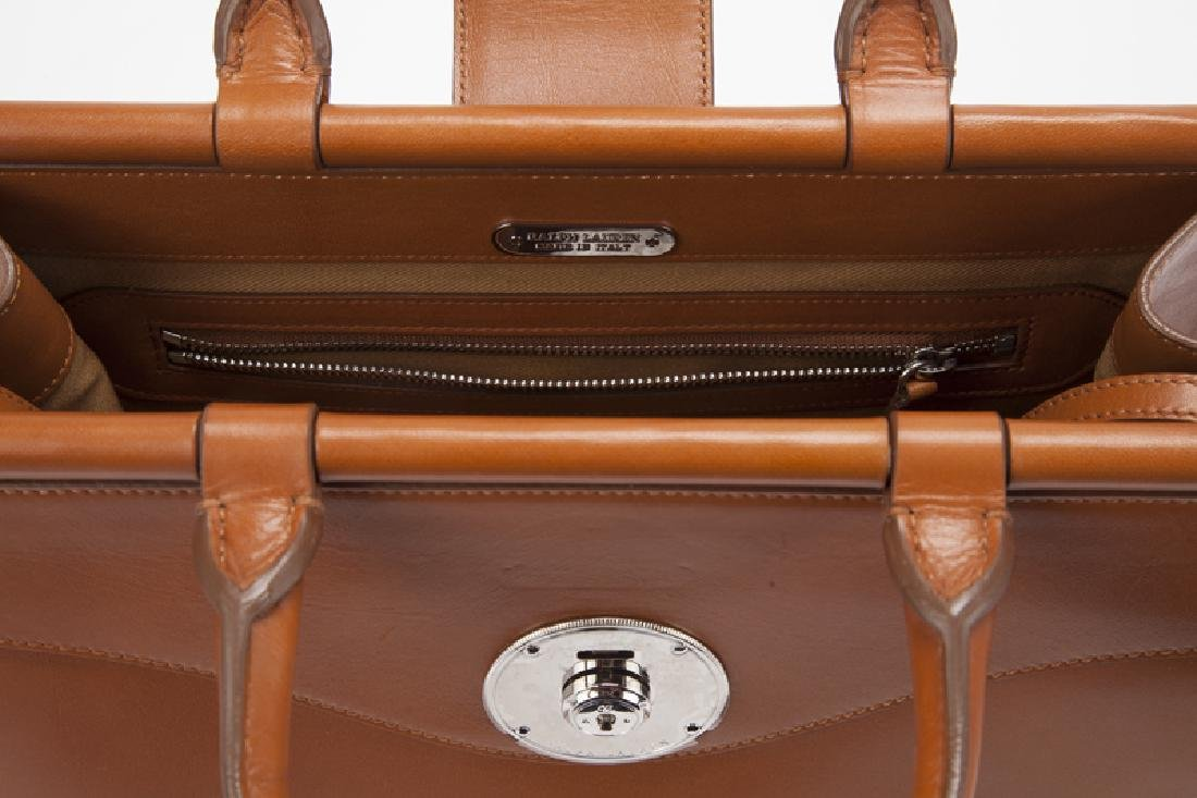 A Ralph Lauren satchel bag - 4