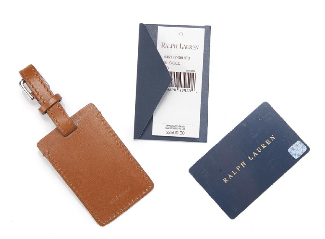 A Ralph Lauren satchel bag - 5