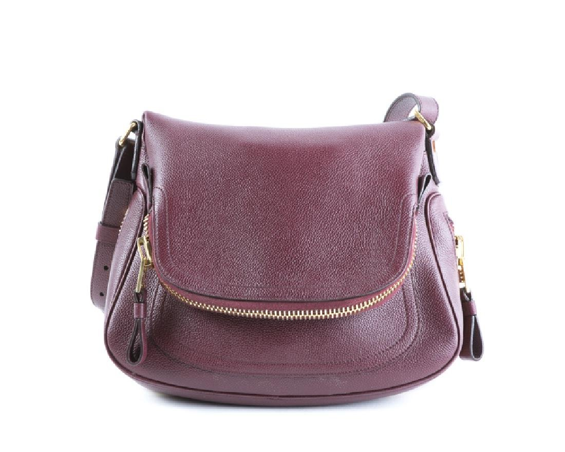 A medium Tom Ford ''Jennifer'' shoulder bag