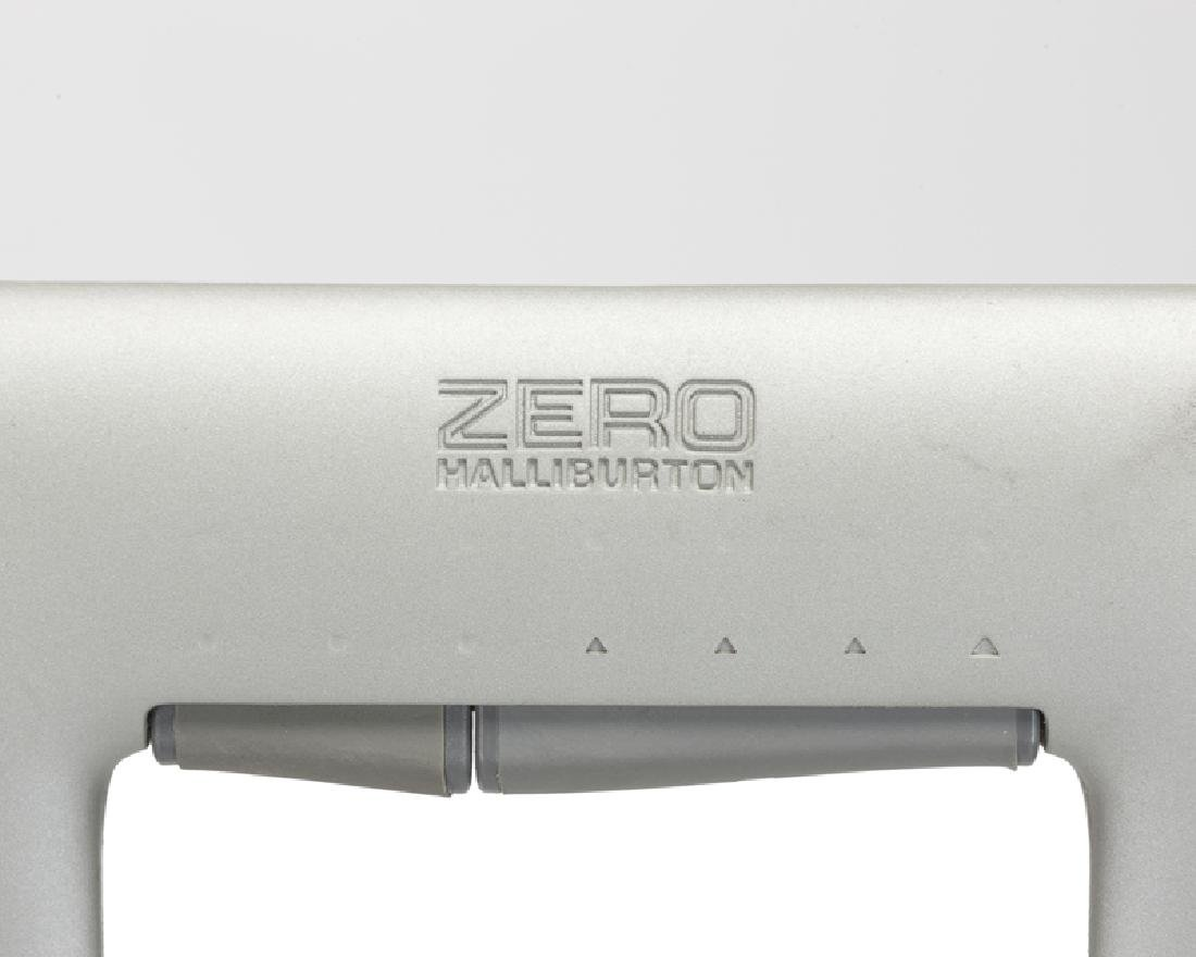 A pair of Zero Halliburton carbon fiber carry-on - 3