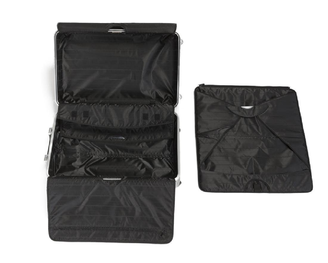 A pair of Zero Halliburton carbon fiber carry-on - 4