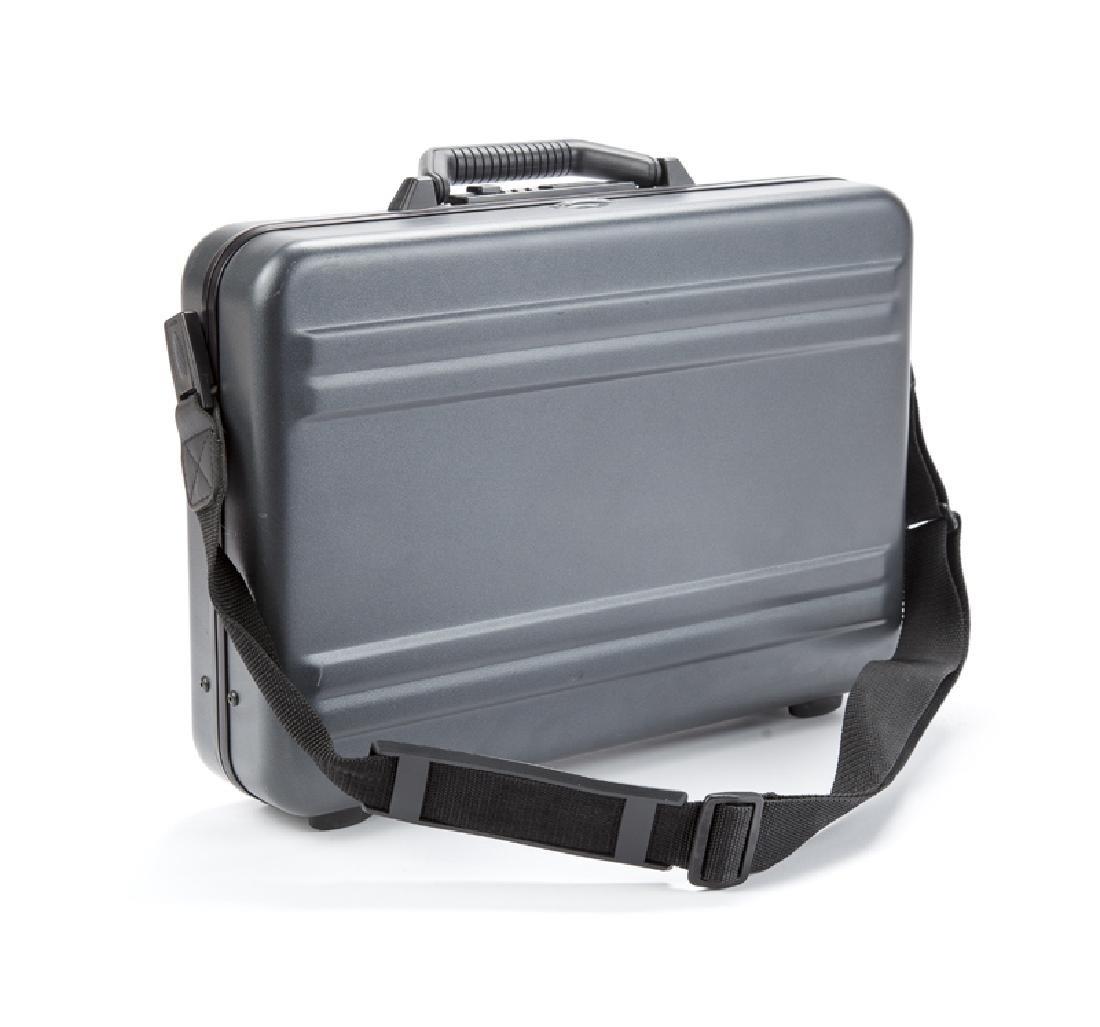 A Zero Halliburton laptop case - 2